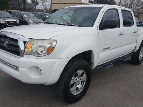 2010 Toyota Tacoma for sale in Nashville, TN