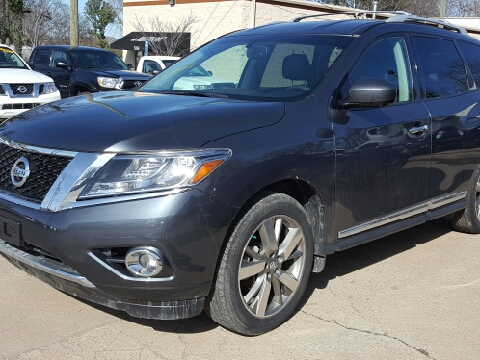 2014 Nissan Pathfinder for sale in Nashville, TN