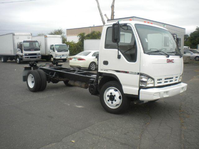2007 GMC W5500