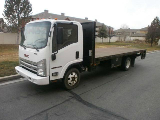 2008 GMC W4500 Dump