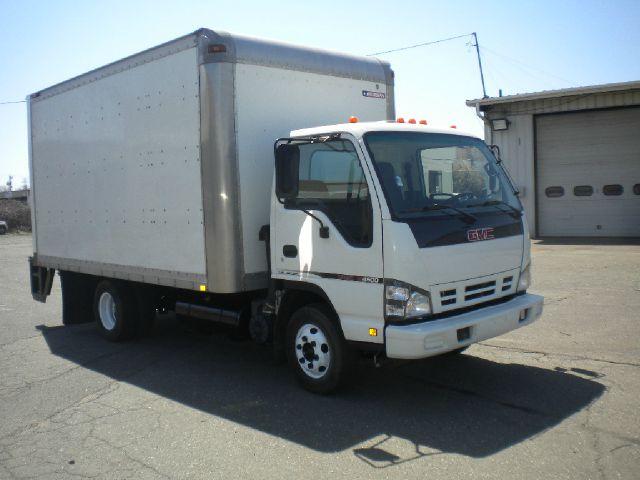 2007 GMC W4500