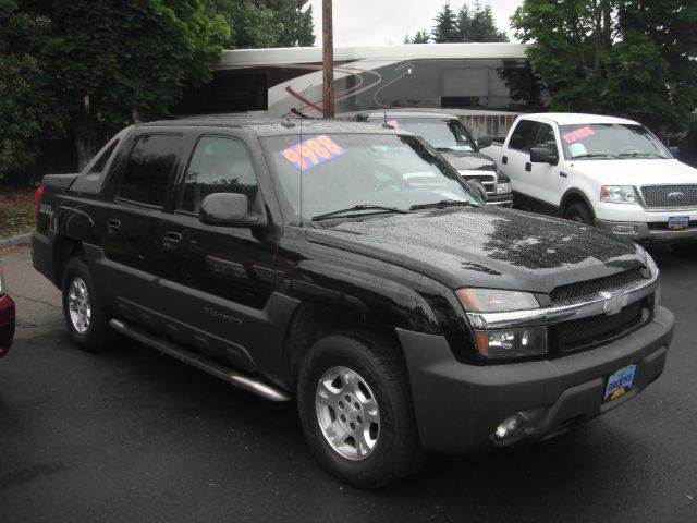 2003 chevrolet avalanche 1500 4dr crew cab 4wd in milwaukie oregon city beavercreek brooks motor. Black Bedroom Furniture Sets. Home Design Ideas