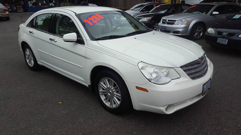 2007 chrysler sebring limited 4dr sedan in milwaukie or. Black Bedroom Furniture Sets. Home Design Ideas