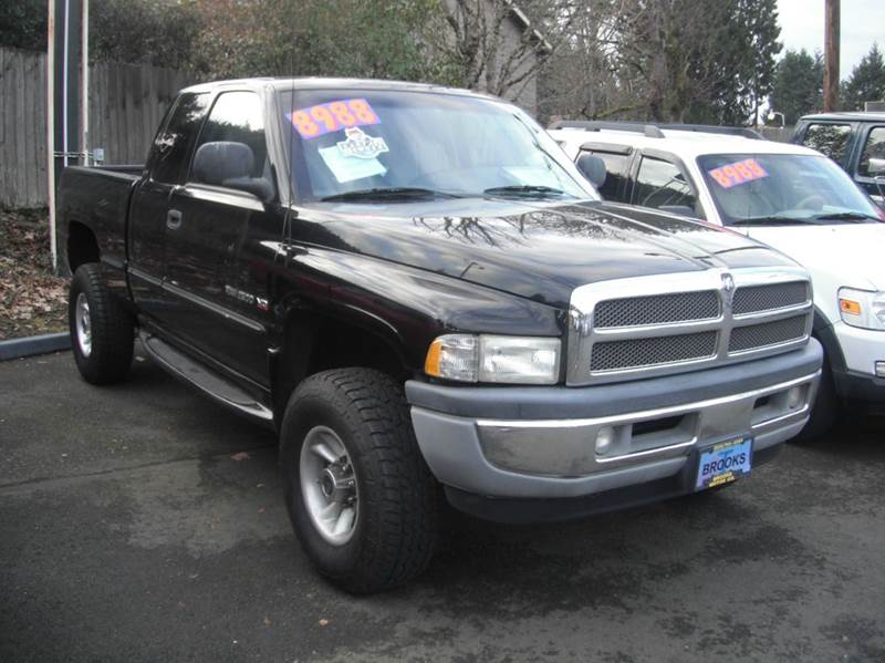 1998 Dodge Ram Pickup 2500 For Sale In Milwaukie Or