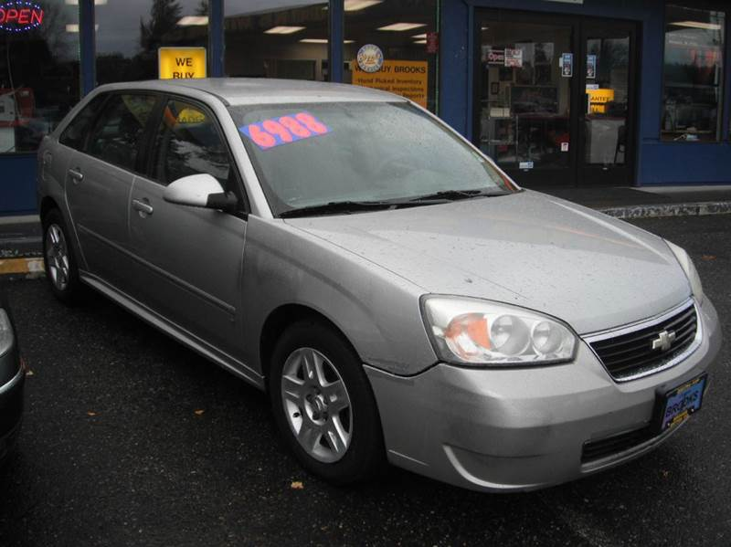 2006 chevrolet malibu maxx lt 4dr hatchback in milwaukie. Black Bedroom Furniture Sets. Home Design Ideas