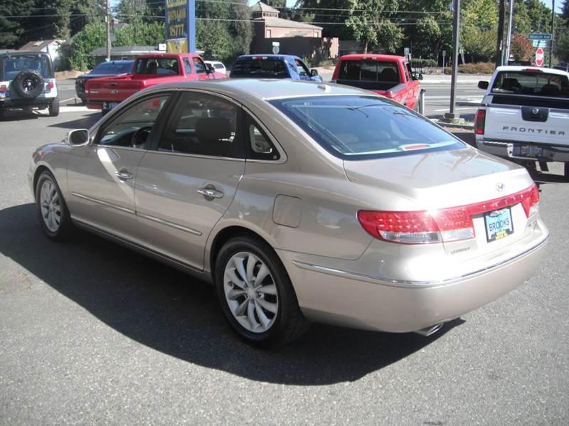 2008 Hyundai Azera