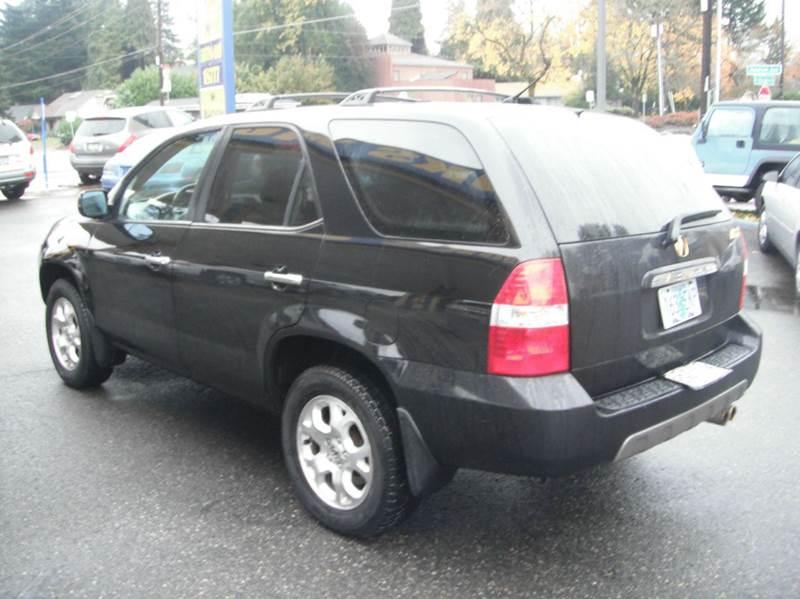 2002 Acura MDX