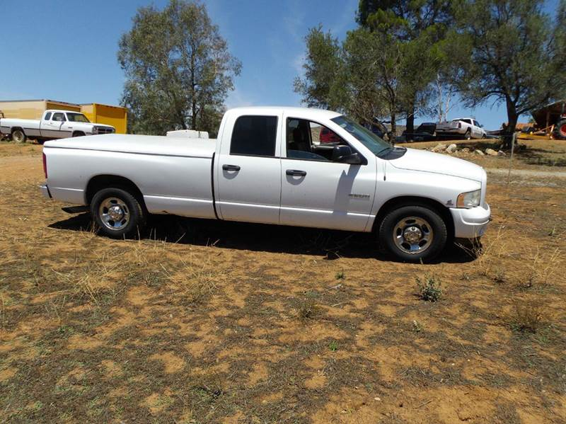 2003 Dodge D250 Pickup XLT - Beaumont CA