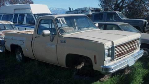 1977 Chevrolet C/K 10 Series