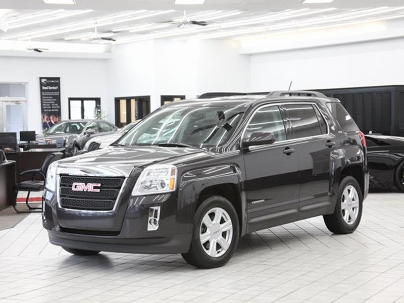 gmc terrain for sale in indianapolis in. Black Bedroom Furniture Sets. Home Design Ideas