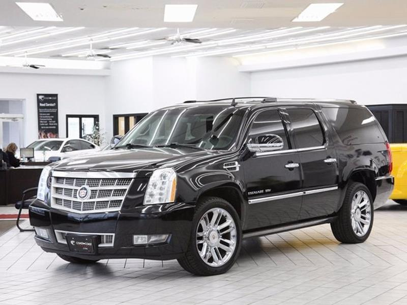 cadillac escalade for sale in indianapolis in. Black Bedroom Furniture Sets. Home Design Ideas