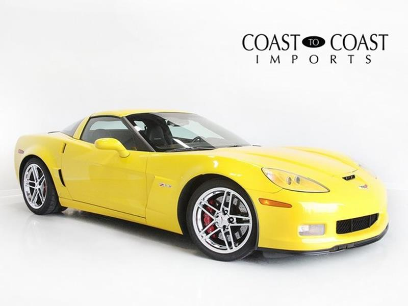 Chevrolet corvette for sale in indianapolis in for Coast to coast motors fishers