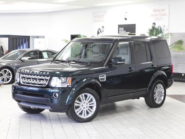 Land rover lr4 for sale in indiana for Lux motors evansville in