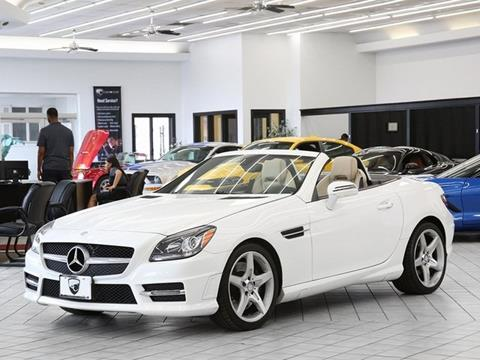 2014 Mercedes Benz SLK For Sale In Indianapolis, IN