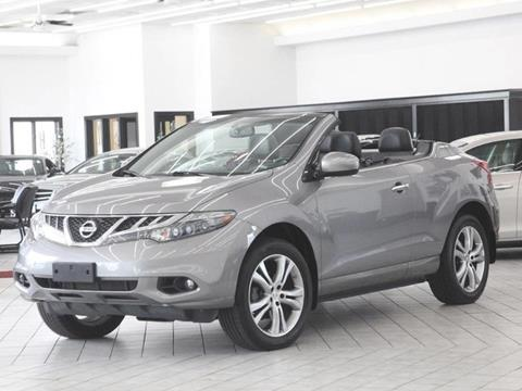2011 Nissan Murano CrossCabriolet for sale in Indianapolis, IN