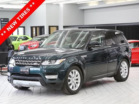 2015 Land Rover Range Rover Sport for sale in Indianapolis, IN