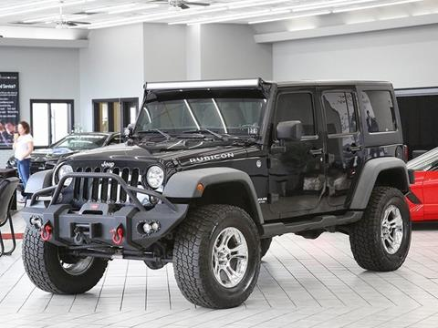 2011 Jeep Wrangler Unlimited for sale in Indianapolis, IN