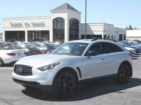 2015 Infiniti QX70 for sale in Indianapolis, IN