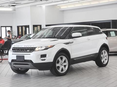 2013 Land Rover Range Rover Evoque Coupe for sale in Indianapolis, IN