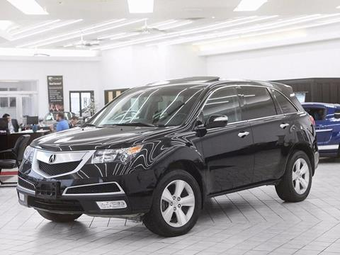 2010 Acura MDX for sale in Indianapolis, IN