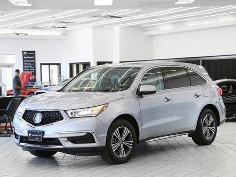 Used Acura MDX For Sale In Indiana Carsforsalecom - Used 2018 acura mdx