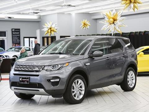 2016 Land Rover Discovery Sport for sale in Indianapolis, IN