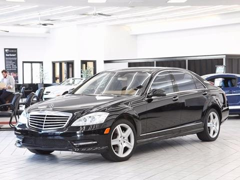 2013 Mercedes-Benz S-Class for sale in Indianapolis, IN