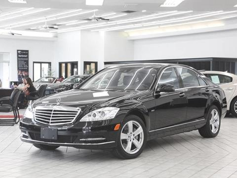 2012 Mercedes-Benz S-Class for sale in Indianapolis, IN