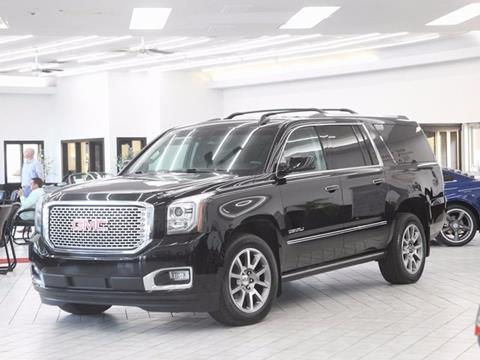 2015 GMC Yukon XL for sale in Indianapolis, IN