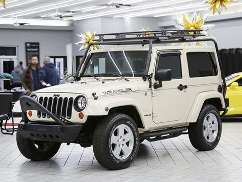 2012 Jeep Wrangler for sale in Indianapolis, IN