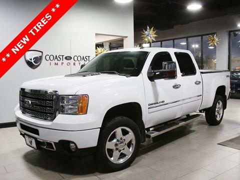 2013 GMC Sierra 2500HD for sale in Indianapolis, IN