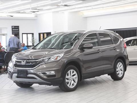2015 Honda CR-V for sale in Indianapolis, IN