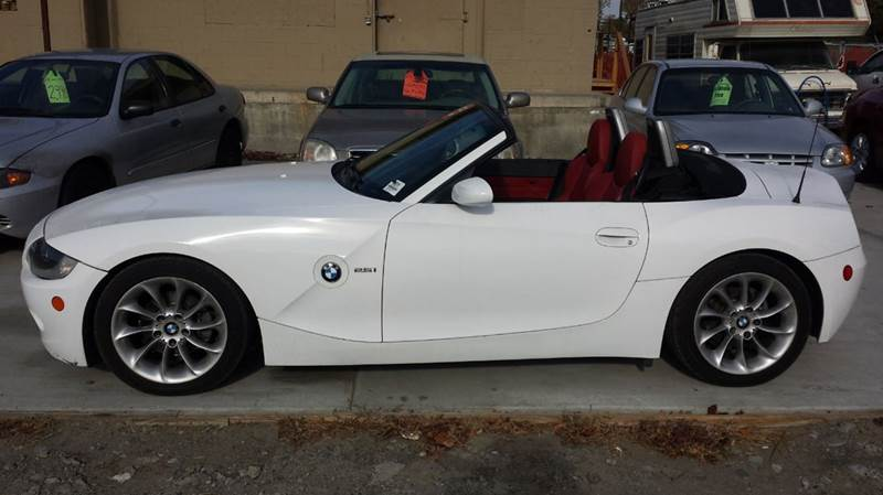 2005 BMW Z4 2.5i 2dr Roadster - Richland WA
