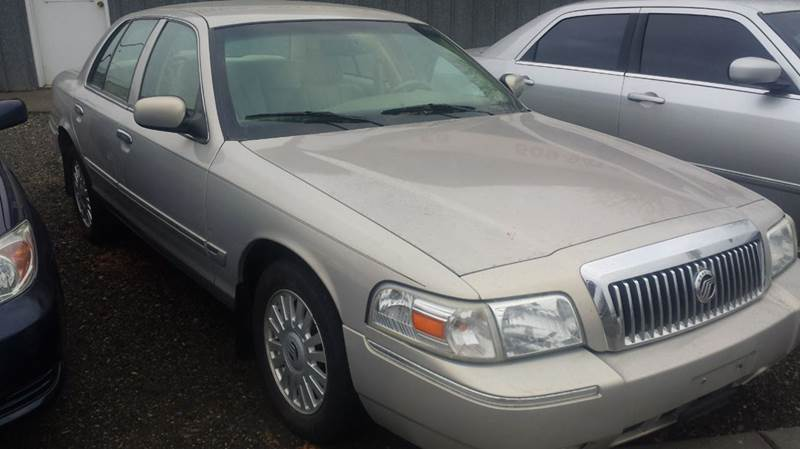 2007 Mercury Grand Marquis LS 4dr Sedan - Richland WA