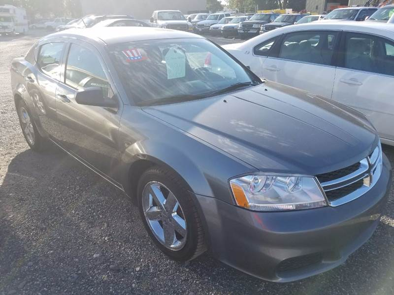 2012 Dodge Avenger SE 4dr Sedan - Richland WA