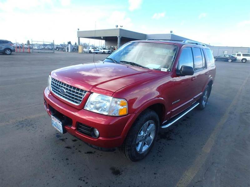 2004 Ford Explorer Limited 4WD 4dr SUV - Richland WA