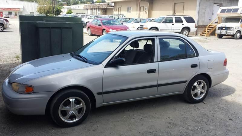 2002 Chevrolet Prizm LSi 4dr Sedan - Richland WA