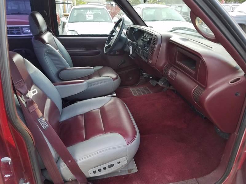 1997 GMC Sierra 3500 SLT 4dr C3500 Crew Cab LB - Richland WA