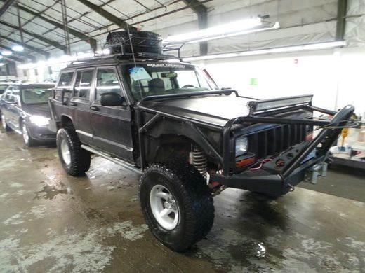1997 Jeep Cherokee 4dr Sport 4WD SUV - Richland WA