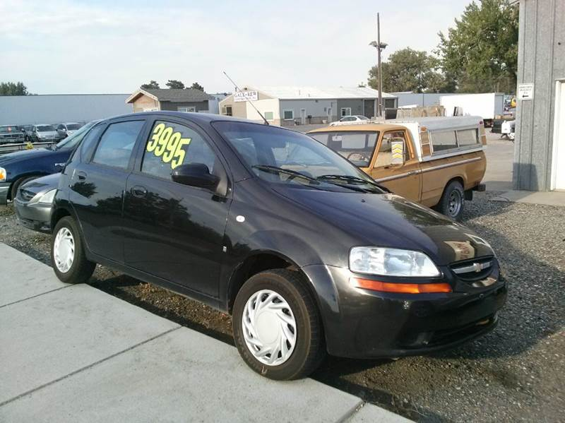 2007 Chevrolet Aveo 5 LS 4dr Hatchback - Richland WA