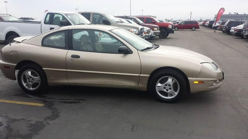 2005 Pontiac Sunfire 2dr Coupe - Richland WA