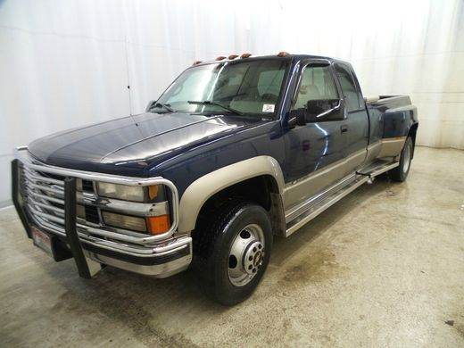 1998 Chevrolet C/K 3500 Series 2dr K3500 Silverado 4WD Extended Cab LB - Richland WA