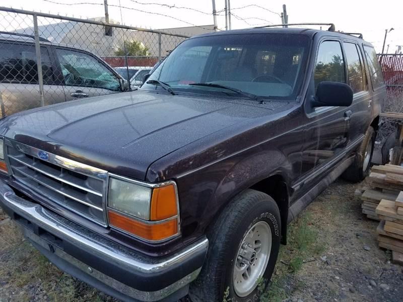 1993 Ford Explorer XLT 4dr SUV - Richland WA