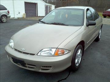 2001 Chevrolet Cavalier for sale in Hubbard, OH