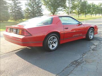 1985 Chevrolet Camaro for sale in Hubbard, OH