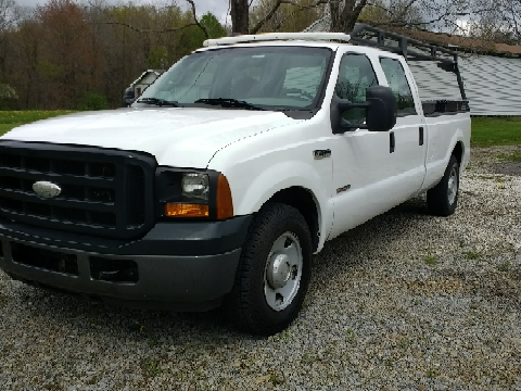 2006 Ford F-250 Super Duty for sale in Hubbard, OH
