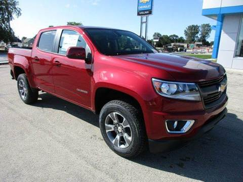 2018 Chevrolet Colorado for sale in Two Rivers, WI