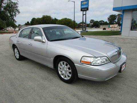 2010 Lincoln Town Car for sale in Two Rivers, WI