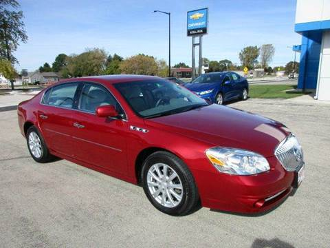 2011 Buick Lucerne for sale in Two Rivers, WI