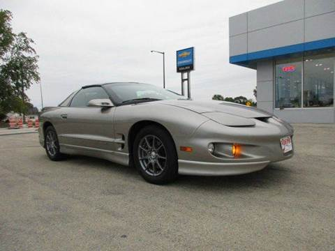 2000 Pontiac Firebird for sale in Two Rivers, WI